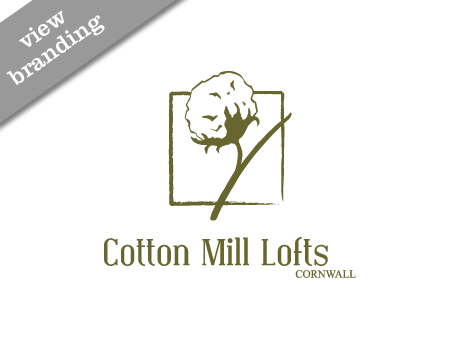 Branding - Cotton Mill Lofts